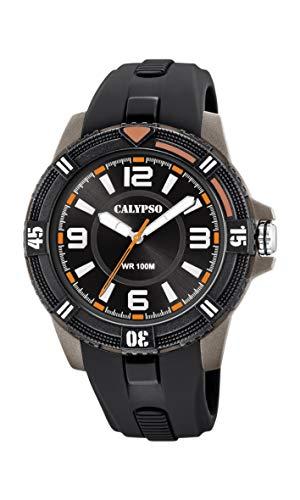 Calypso Watches Reloj Analógico para Unisex Adultos de Cuarzo con Correa en Plástico K5759/6
