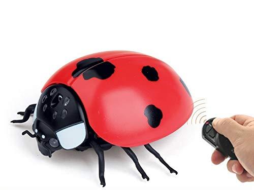 BF TOYS◇IR生き物(昆虫/ムシ) ラジコン!赤外線RC七色てんとう虫/テントウムシ