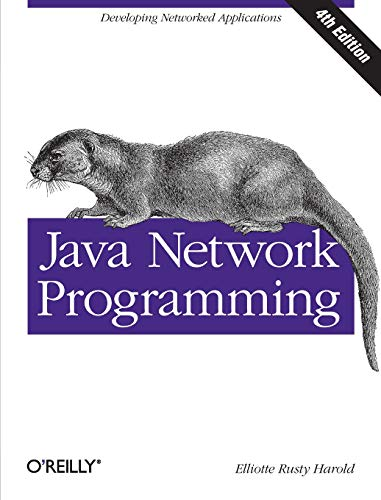 Download Java Network Programming: Developing Networked Applications 1449357679