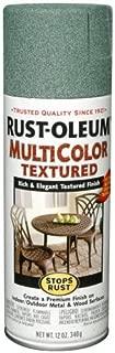 Rust-Oleum 239119 Multi-Color Textured Spray, Sea Green, 12-Ounce by Rust-Oleum