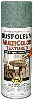 Rust-Oleum 239119 Multi-Color Textured Spray Sea Green 12-Ounce by Rust-Oleum