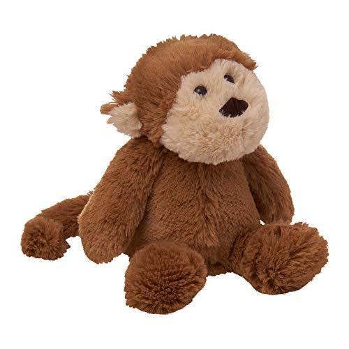 Manhattan Toy Lovelies Mocha Monkey Stuffed Animal, 15.24cm