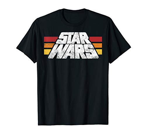 Star Wars Sunset Logo T-Shirt