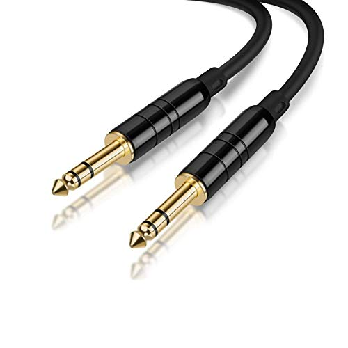 Stereo Audiokabel,CableCreation 6 Ft 6,35 mm 1/4