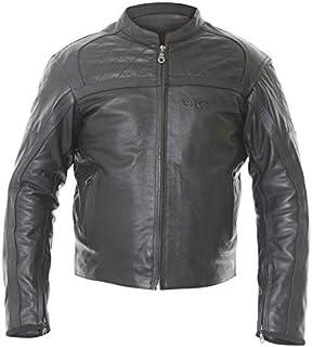 BKS Circuit Mesh Textile WP Motorcycle Jacket Waterproof Summer Black J/&S M
