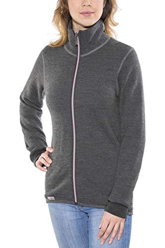 Woolpower 400 Colour Collection Full-Zip Jacket Grey/Rose Größe S 2020 Funktionsjacke
