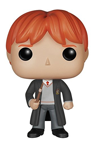 Funko POP Movies: Harry Potter Ron Weasley Action Figure, Standard image