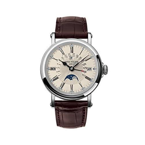 Patek Philippe Perpetual Calendar with Retrograde Watch in 18K White Gold - 5159G-001