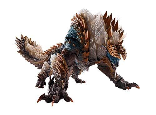 Tamashii Nations S.H.Monsterarts - Zinogre [Monster Hunter World Iceborne], Bandai Spirits S.H.MonsterArts Figure (BAS61471)