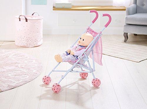 Zapf Creation 701508 Baby Annabell Stroller mit Tasche, bunt