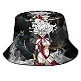 XCNGG Evangelion Car Scene Unisex Summer Sun Bucket Hat Gorra de Playa
