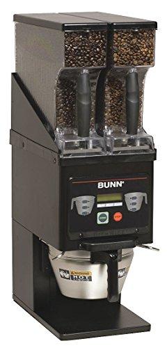 Find Discount Multi-Hopper Coffee Grinder, Black