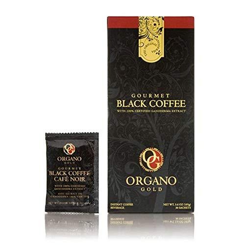 Organo Gold Caffè Nero (Gourmet Black Coffee)
