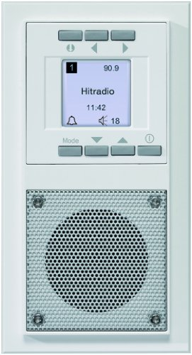 Honeywell D 20.485.02 - Sistema de radio/hilo musical integrado,...