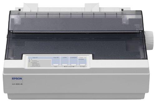 Epson LX-300+ II - Impresora matricial de Punto (Code 39, POSTNET, UPC-A, UPC-E, Paralelo, 366 x 275...