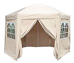 best pop up gazebo with side panels