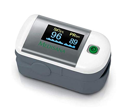 Medisana PM A19 Pulsoximeter Messung Sauerstoffsättigung Finger NEU