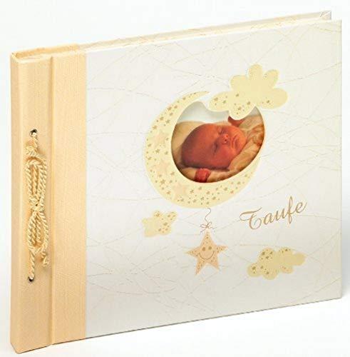 Walther design MT-114 Babyalbum Meine Taufe Bambini, 28x25 cm