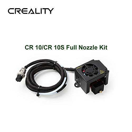 Creality CR-10 - Kit de boquillas para impresora 3D Creality CR-10S Pro/CR-10S4 / CR10S5