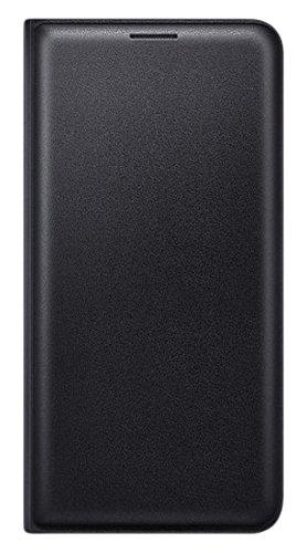 Samsung Flip Wallet Schutzhülle (geeignet für Samsung Galaxy J5 (2016)) schwarz