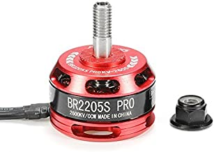 Toolcool Racerstar Racing Edition 2205 BR2205S PRO 2600KV 2-4S Brushless Motor For X210 X220 250 FPV Racer Frame Counter-Clockwise Screw Thread