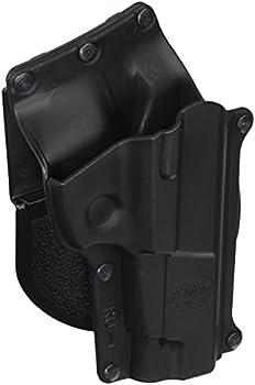 Fobus Standard Holster RH Paddle RU1 Ruger P85P/89 Lg Auto 9mm/.40 cal  Black