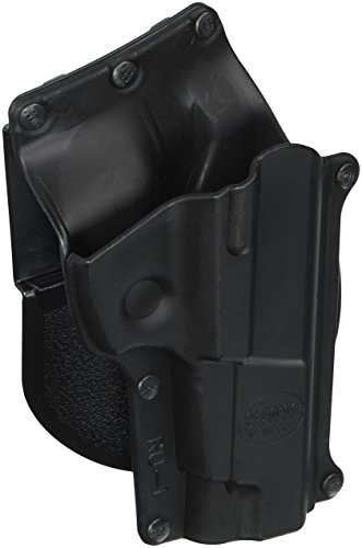 Fobus Standard Holster RH Paddle RU1 Ruger P85P/89 Lg. Auto 9mm/.40 cal
