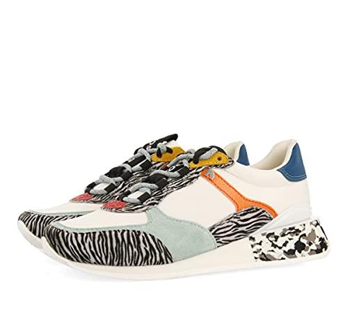 Gioseppo Aiken, Zapatillas Mujer, Multicolor, 41 EU
