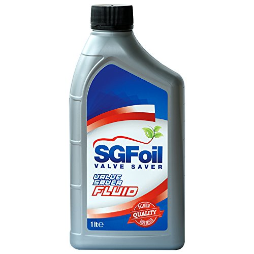 SGF Oil LUBRIFICANTE VALVOLE MOTORI GPL METANO LIQUIDO FLUIDO VALVE SAVER FLUID ADDITIVO PER