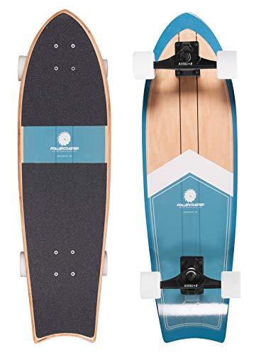 RollerCoaster Damen,Herren Carver,Longboard,Skateboard,Surfskate-Achse