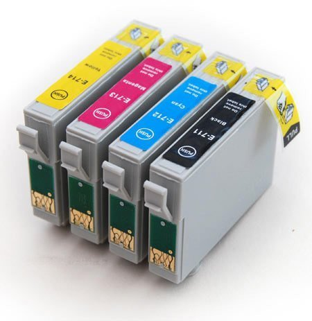 Odyssey Supplies cartuchos tinta alta calidad Compatible