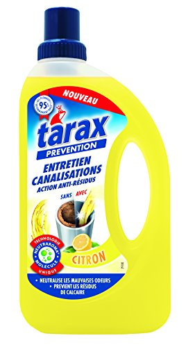 TARAX Entretien Canalisations Neutraroma Citron