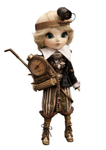 Jun Planning Pullip Isumu Steampunk Apollo Doll NIB steampunk buy now online