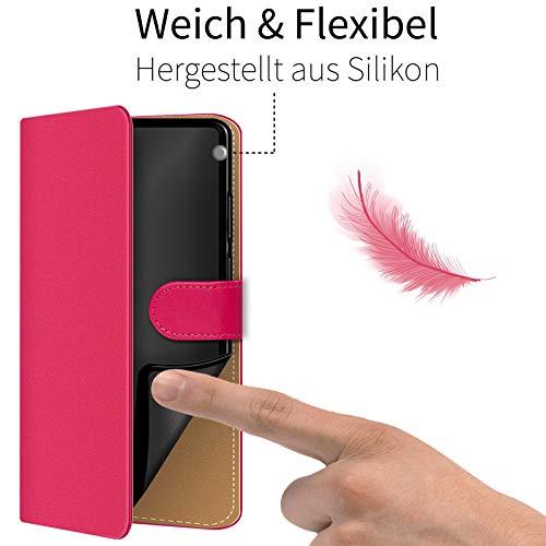 Conie Handyhülle für iPhone 7 – Bookstyle aus PU Leder - 4