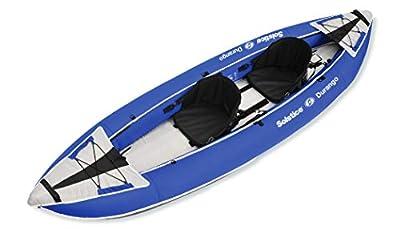 Solstice by Swimline Durango Kayak, Multicolor, One Size (29635)
