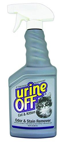 Urine Off Formula Spray für ausgewachsene und junge Katzen 500ml