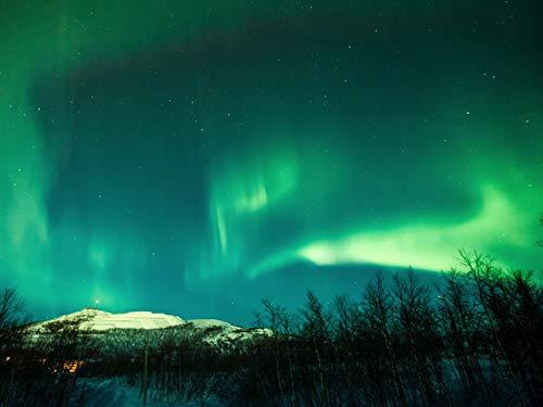 北極のオーロラ Aurora Borealis(快眠・ストレス解消・リラックスタイムに)