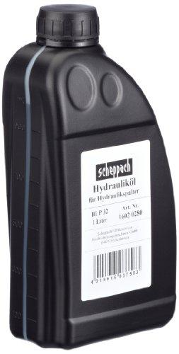 Scheppach Hydrauliköl für Holzspalter 1 Liter