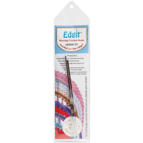 crochet hook for edging - 1