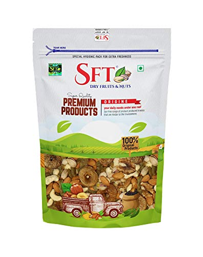SFT Mixed Dry Fruits (Nuts) 400 Gm