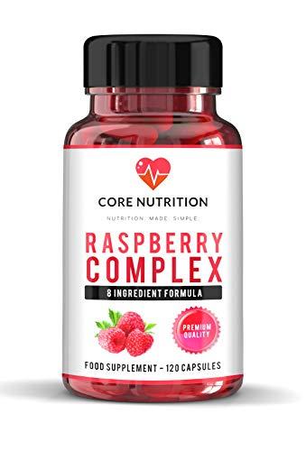 Powerful Fat Burner - 100% Natural Diet Pills - 8 Ingredient Complex - Raspberry Ketones - Keto Pills - Keto Fat Burner - Diet Pills Weight Loss - (2 Months)