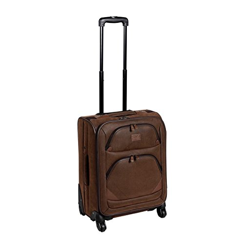 Kangol 4 Wheel Suitcase Extending Handle Luggage Travel Accessories 18in/45.5cm 18in/45.5c