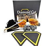 Chilling Stick Will Cool Your Drinks in 90 Seconds or Less or Leave Rock Dust in Your Drinks Servino Select Whiskey Stones No Metal Taste GB01-08 Reusable Stainless Steel Ice Cubes Will Never Leak Melt