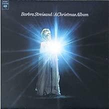 barbra streisand a christmas album vinyl