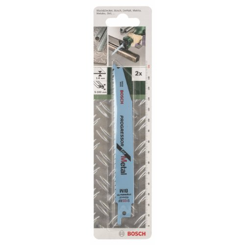 Bosch 2609256710 DIY Säbelsägeblatt S123 XF BiM