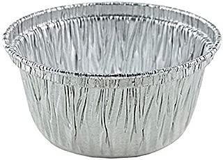 Handi-Foil 4 oz. Aluminum Foil Utility/Muffin/Cupcake Ramekin Cup - Heavy Duty (pack of 50)