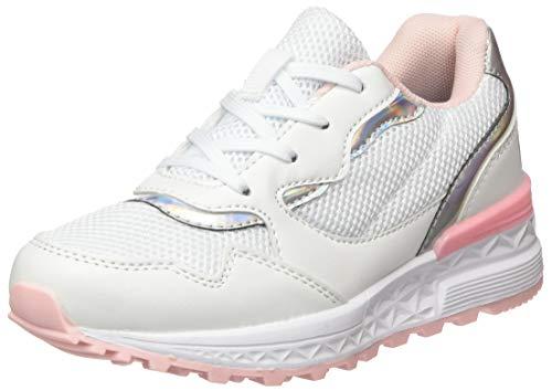 Richter Kinderschuhe Jungen Mädchen Future2 Sneaker, Weiß (White/Multicolor 0101), 32 EU
