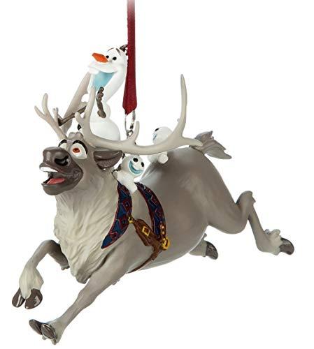 Parks Disney Olaf and Sven Figural Ornament - Frozen