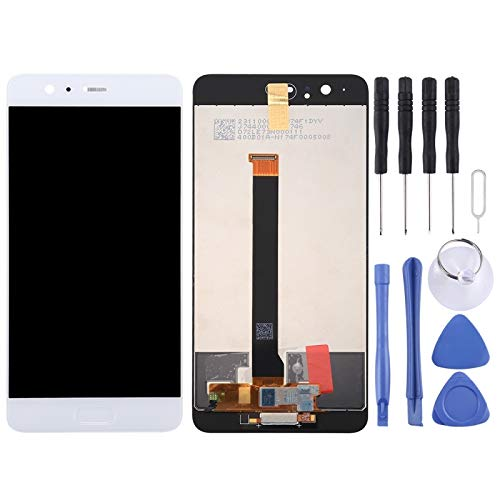 Display LCD + Touch Screen Huawei P10 Plus VKY-L09 VKY-L29 Schermo Vetro Bianco