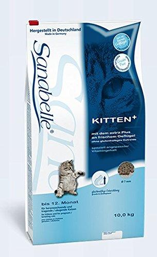 Sanabelle 64062 Katzenfutter Kitten 10 kg